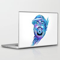 pun Laptop & iPad Skins featuring Big Pun : Dead Rappers Serie by Largetosti