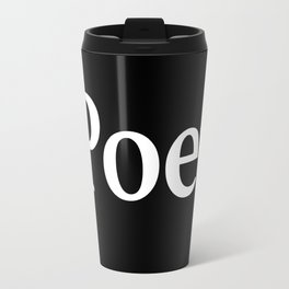 Poet inverse Travel Mug