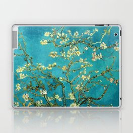 Vincent Van Gogh Blossoming Almond Tree Laptop & iPad Skin