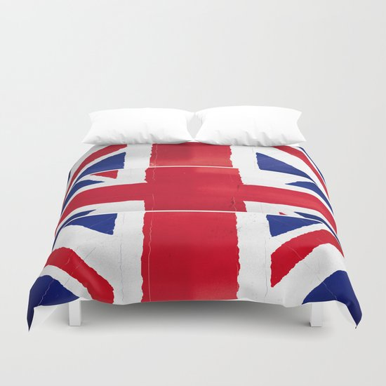 Brexit UK Duvet Cover