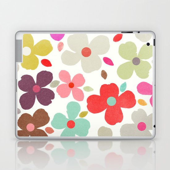dogwood 2 Laptop & iPad Skin