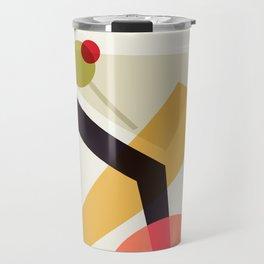 Cocktail IV Martini Travel Mug