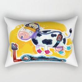 Fat Free Milk Rectangular Pillow