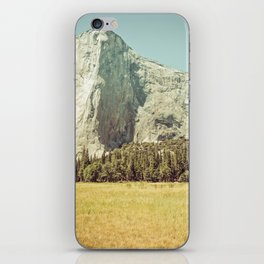 California Wilderness iPhone Skin