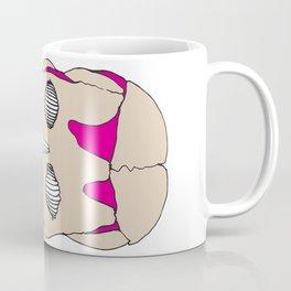 Skull Head Street Art Design Coffee Mug