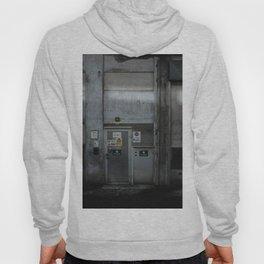 The Dark Metal Door (Color) Hoody