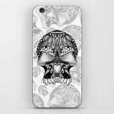 Sugar Skull.  iPhone & iPod Skin