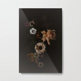 Botanic Erotic Metal Print