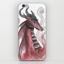 Dragonfire iPhone Skin