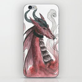 Dragonfire iPhone Skin