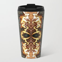 "Arezzera Sketch #575 - ""Occhi Neri"" (""Black Eyes"") Travel Mug"