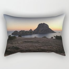 Ibiza, Es Vedrá Rectangular Pillow