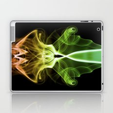 Smoke Photography #24 Laptop & iPad Skin