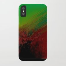 Psychedelic iPhone X Slim Case