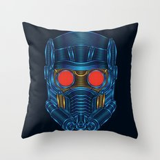 Star-Lord | Guardians of the Galaxy Throw Pillow