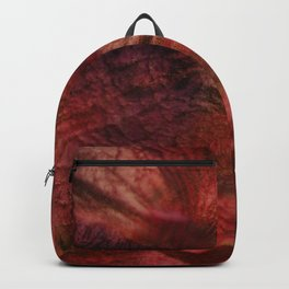 Red Hot Orchids Backpack
