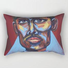 """John Birks """"Dizzy"""" Gillespie Rectangular Pillow"""