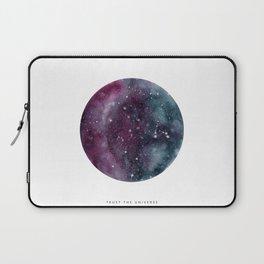 Trust the Universe Laptop Sleeve