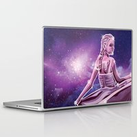 virgo Laptop & iPad Skins featuring Virgo by WesSide
