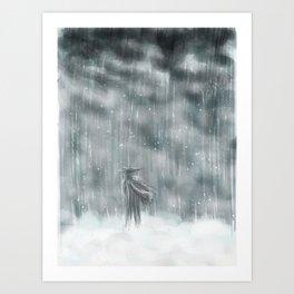 Ghosts & Mist Art Print