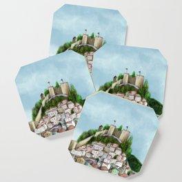Lisboa landscape Coaster