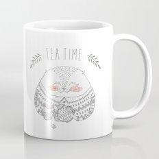 tea time cat Mug