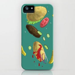 Happy Accident iPhone Case