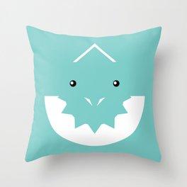 Sidney shark Throw Pillow