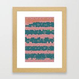 winter of wind Framed Art Print