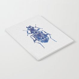 Blue Beetle II Notebook