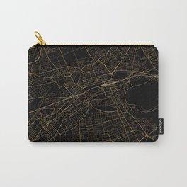 Edinburgh map, Scotland Carry-All Pouch