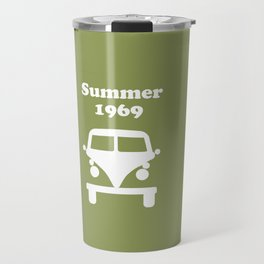 Summer 1969 - Green Travel Mug