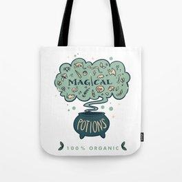 Magical Potions Tote Bag