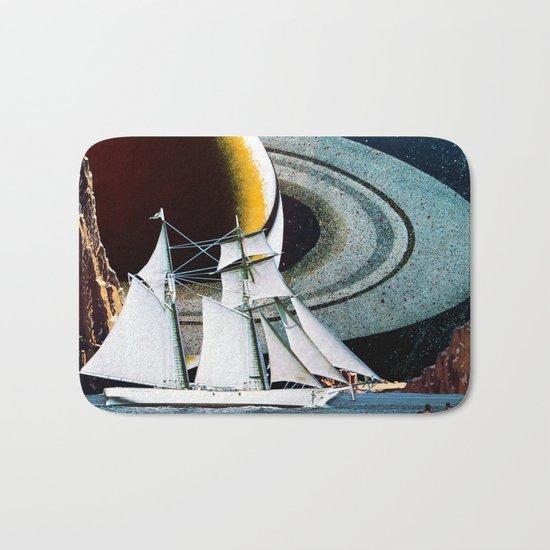 Orbital Sailing Bath Mat