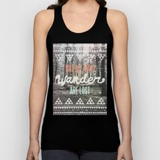 Wander Unisex Tank Top