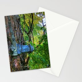 Autumn in the Cemetery Stationery Cards