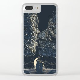 Star Crossed Clear iPhone Case