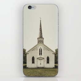 Church of Symmetry iPhone Skin