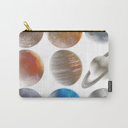 The Nine Planets Carry-All Pouch