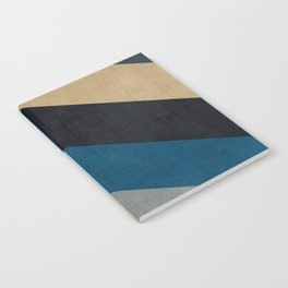 Triangular composition XX Notebook