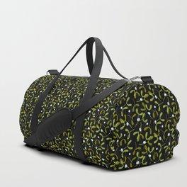 Rustic Mistletoe Duffle Bag