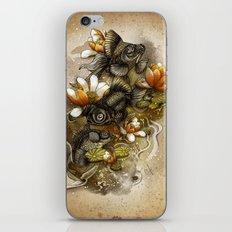 black moors iPhone & iPod Skin