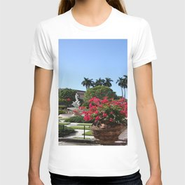 Bougainvillea Row T-shirt
