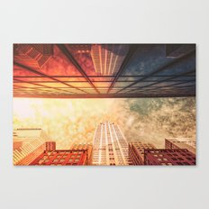 New York City Chrysler Building Canvas Print