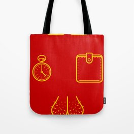 CROSS YOURSELF Sinner Tote Bag