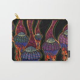 Atmospheric Poppies Carry-All Pouch