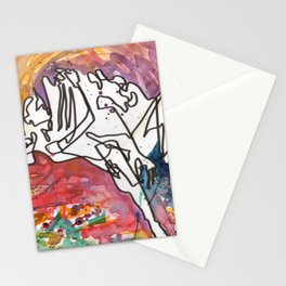 Feminine Touch Stationery Cards