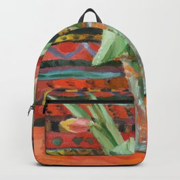 Tulips Bouquet Backpack