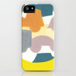 The Busy Street iPhone Case