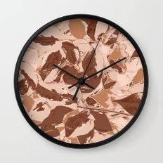 Browning Wall Clock